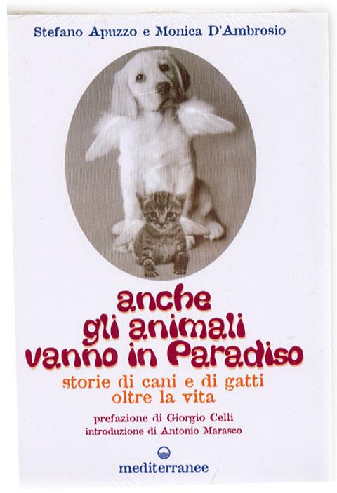 Anche Gli Animali Vanno In Paradiso Storie Di Cani E Di Gatti Oltre La Vita Di Stefano Apuzzo E Monica D Ambrosio Edizion